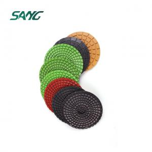 abrasive stone,4 inch polishing pads,polishing pad