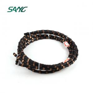 China manufacturer wire saw,diamond wire cutting rope