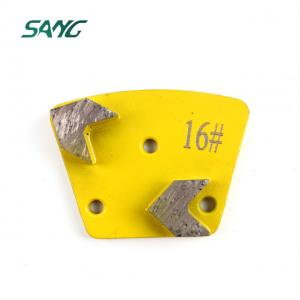 Diamond grinding tools concrete block for floor grinding machine