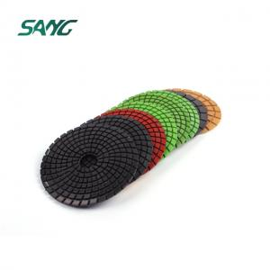 handheld polishing pad