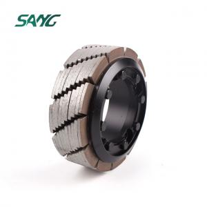 MC8 Diamond Calibrating Wheel For Stone calibrating roller