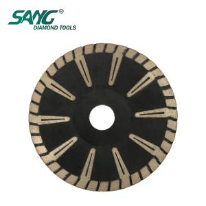 CONTOUR CUT DIAMOND BLADE